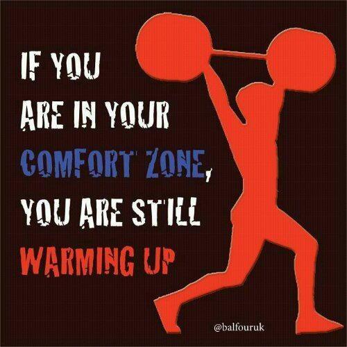 comfortZonw