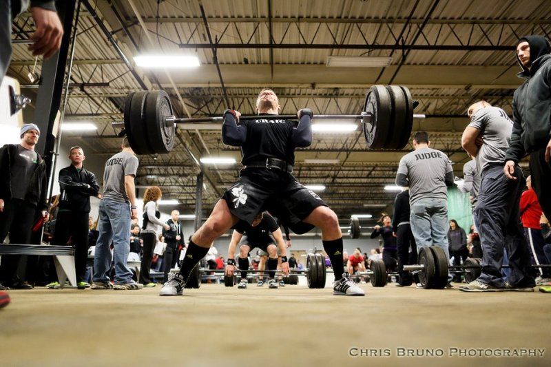 Johnny D wins Shoreline Crossfit Masters Throwdown