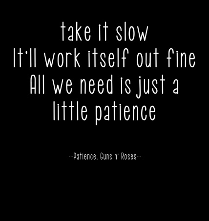 gnr patience