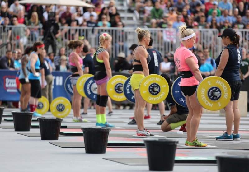 Event 5 © CrossFit, Inc. 2013